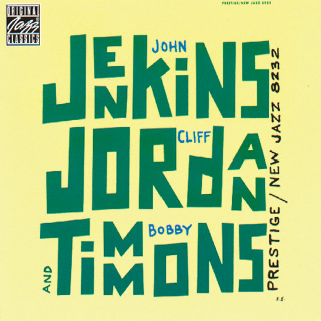 Jenkins, Jordan And Timmons (Reissue)