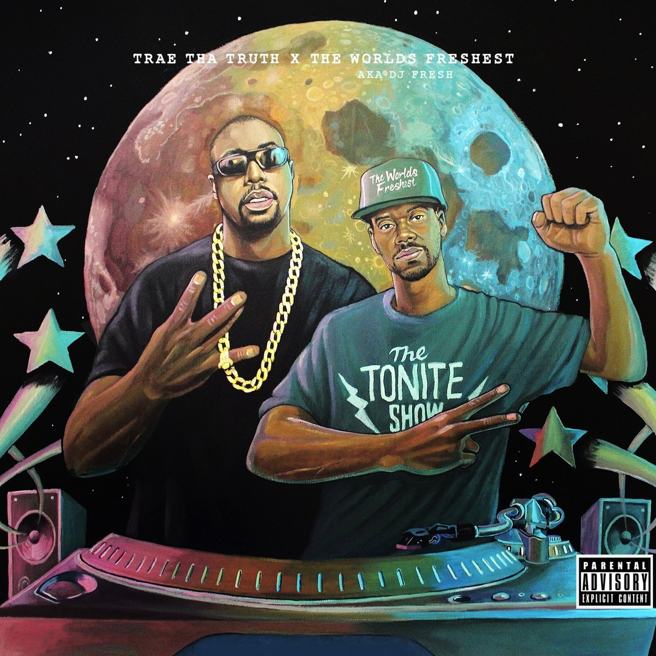 The Tonite Show with Trae Tha Truth