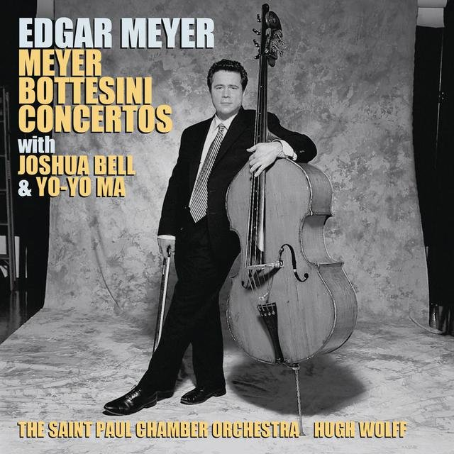 Meyer: Double Bass Concerto; Double Concerto; Bottesini: Double Bass Concerto No. 2; Grand Duo Concertant (Remastered)