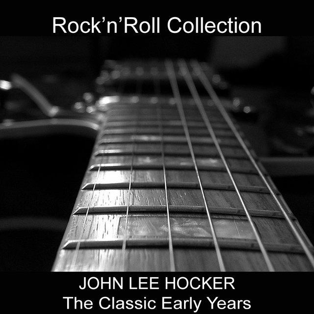 John Lee Hocker on TIDAL
