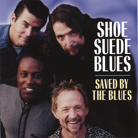 Shoe Suede Blues