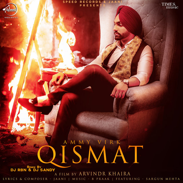 Qismat (Remix) - Single