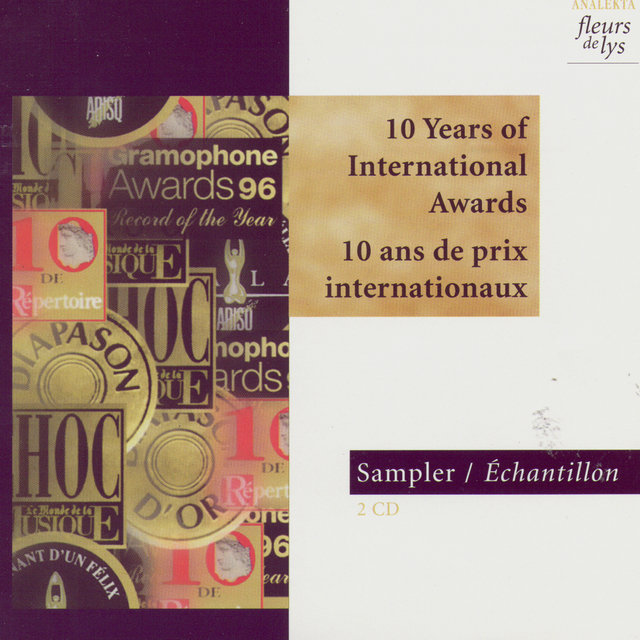 Sampler 1997-1998: 10 Years of International Awards