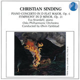 Sinding: Piano Concerto in D Flat major, Op. 6 - Allegro