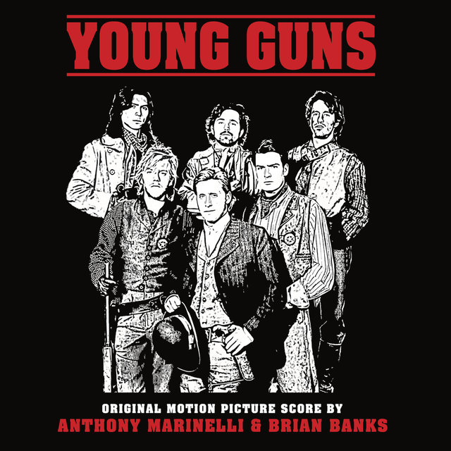 Young Guns (Original Motion Picture Score)