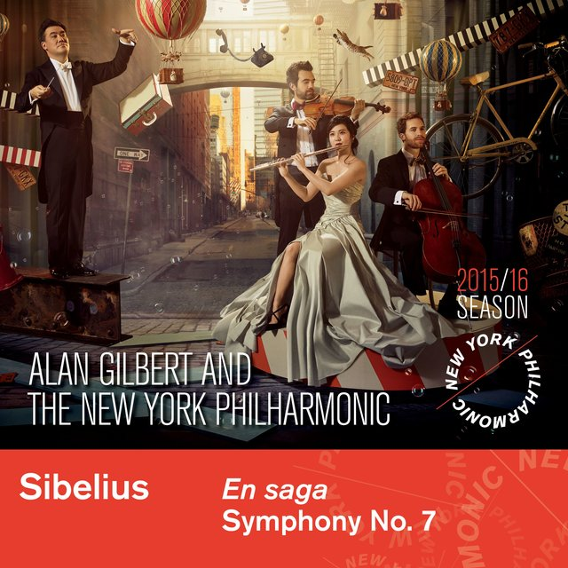 Sibelius: En Saga and Symphony No. 7