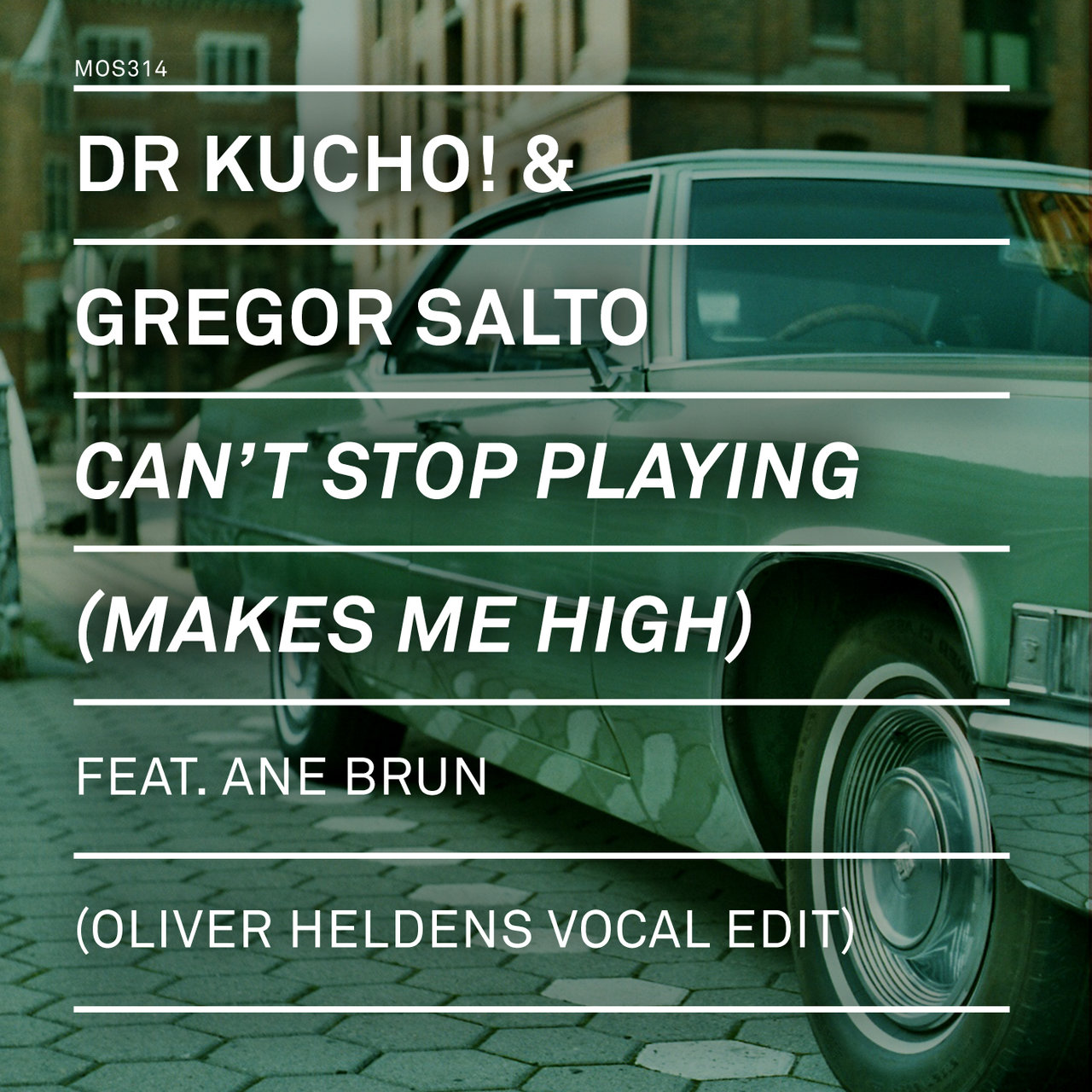 Can't Stop Playing (Makes Me High) [Remixes]