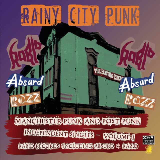 Rainy City Punks (Manchester Punk and Post Punk Independent Singles)