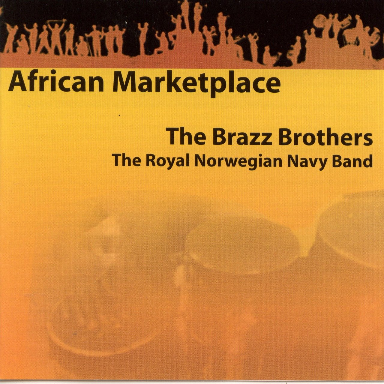 African Marketplace (w/ The Royal Norwegian Navy Band)
