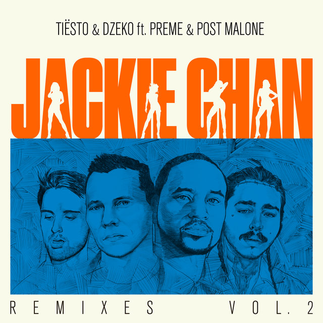 Jackie Chan (Remixes, Vol. 2)