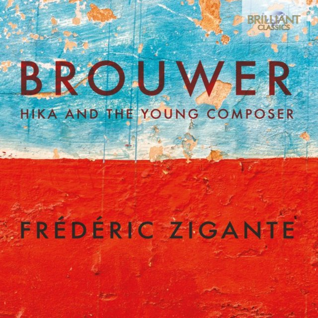 Brouwer: Hika and the Young Composer