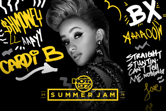 Wish Wish (Live at TIDAL X Hot 97 Summer Jam 2019)