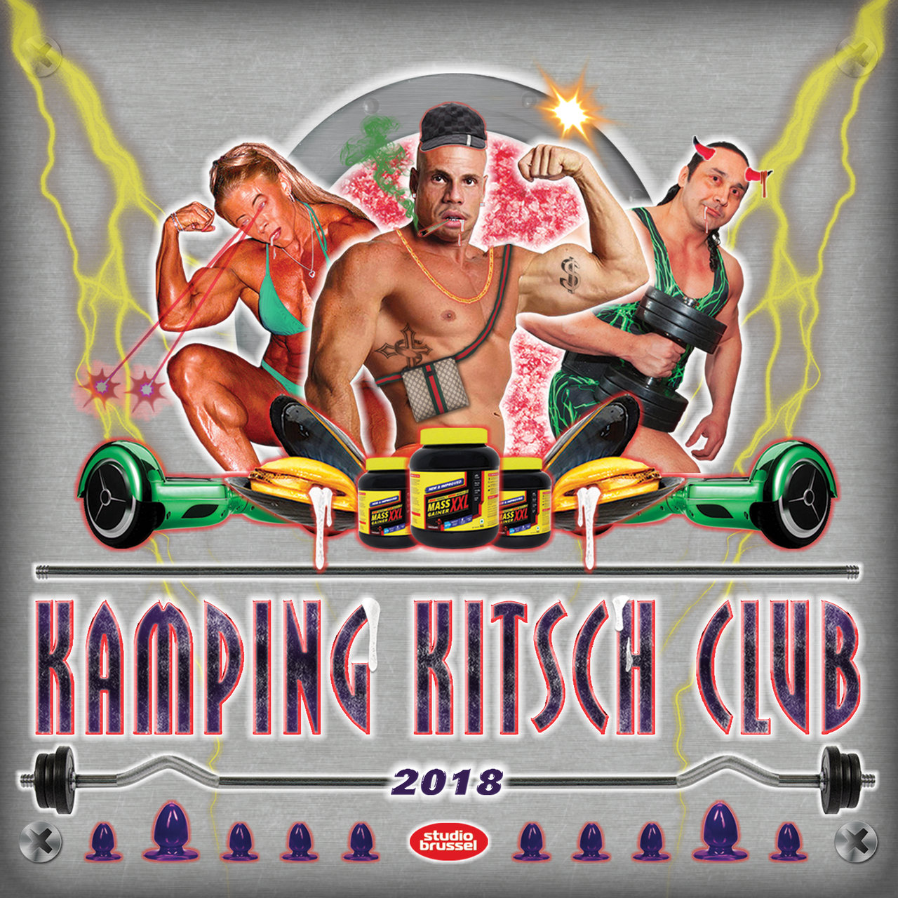 Kamping Kitsch Club 2018