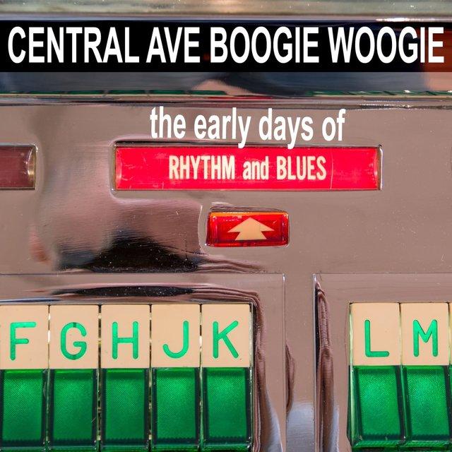 early rhythm and blues