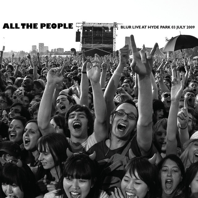 All the People (Live At Hyde Park 03/07/2009)
