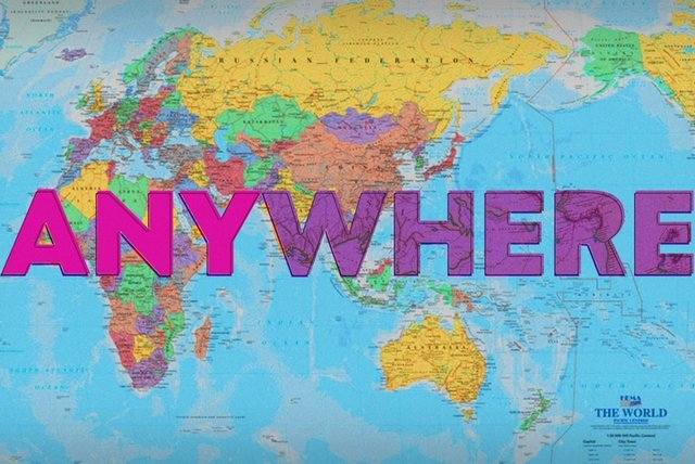 Anywhere (Lyric Video)
