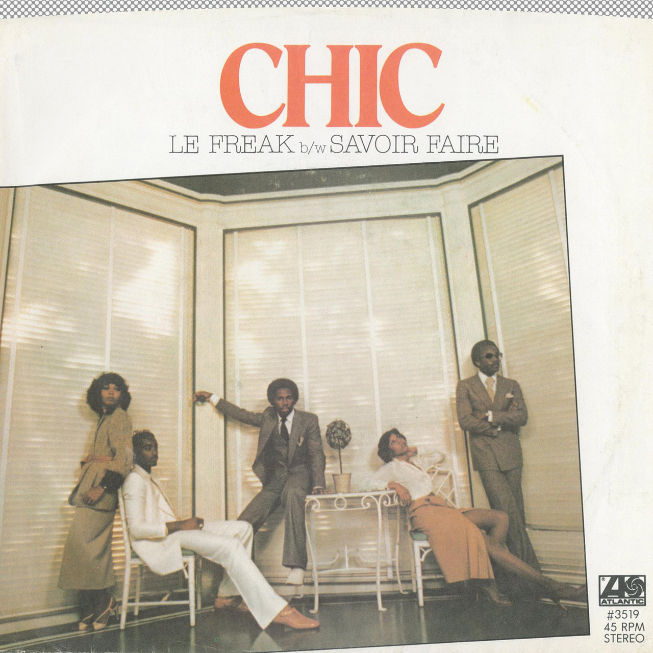 Le Freak / Savior Faire [Digital 45]