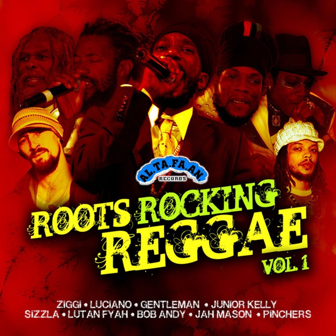 Roots Rocking Reggae Vol.1