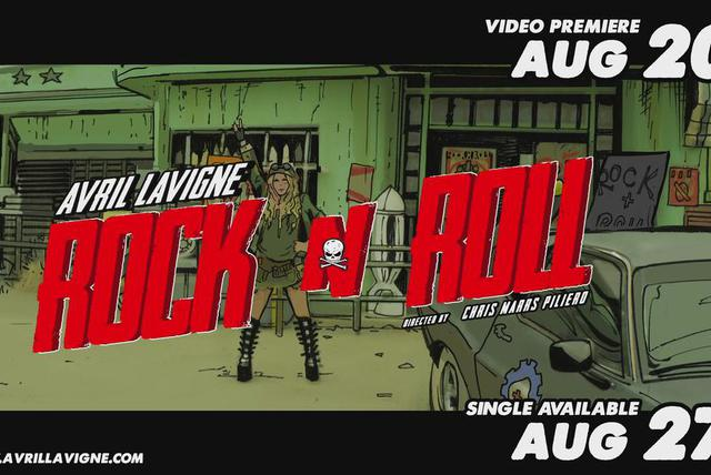 Rock N Roll - teaser #1