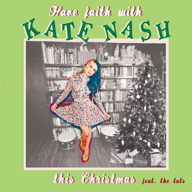 Have Faith With Kate Nash This Christmas
