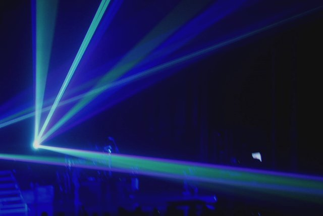 Jamming With Lazers (Glam Nation Live, Indianapolis, IN, 2010)