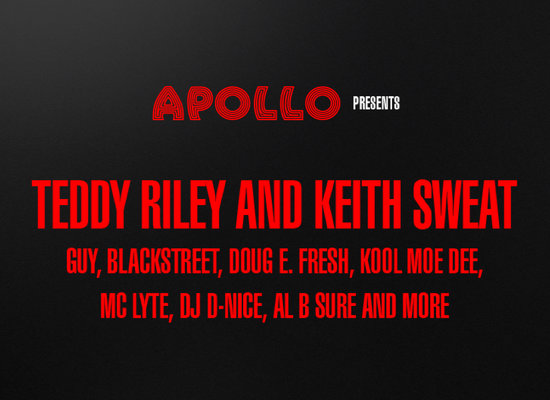 The Apollo Presents: The Kings and Queens of New Jack Swing