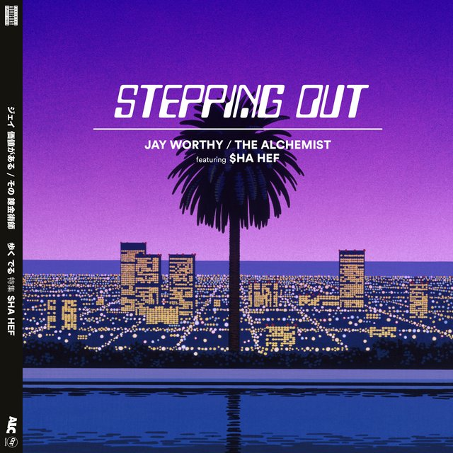 Stepping Out (feat. $Ha Hef)