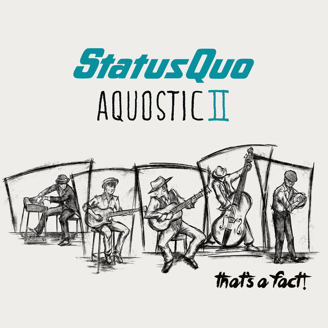 Aquostic II – That's A Fact! (Deluxe)