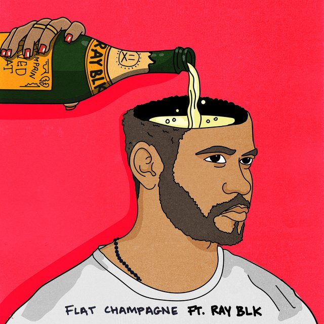 Flat Champagne (feat. RAY BLK) [Thomas Rasmus Chill Mix]