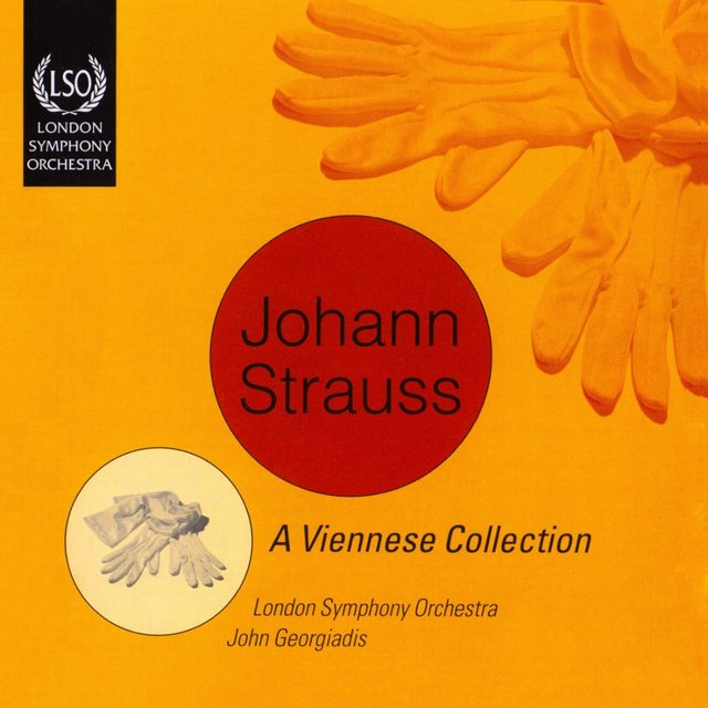 Johann Strauss - A Viennese Collection