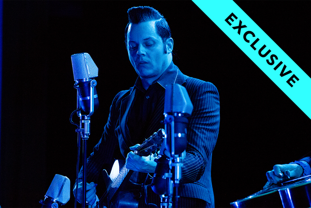 TIDAL X Jack White: Live At The Fargo Theatre