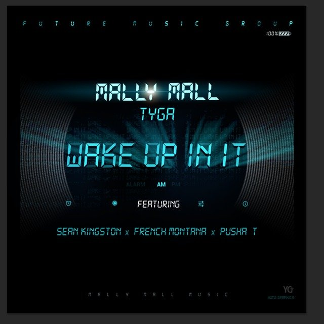 Wake Up In It (feat. Sean Kingston, French Montana & Pusha T) - Single