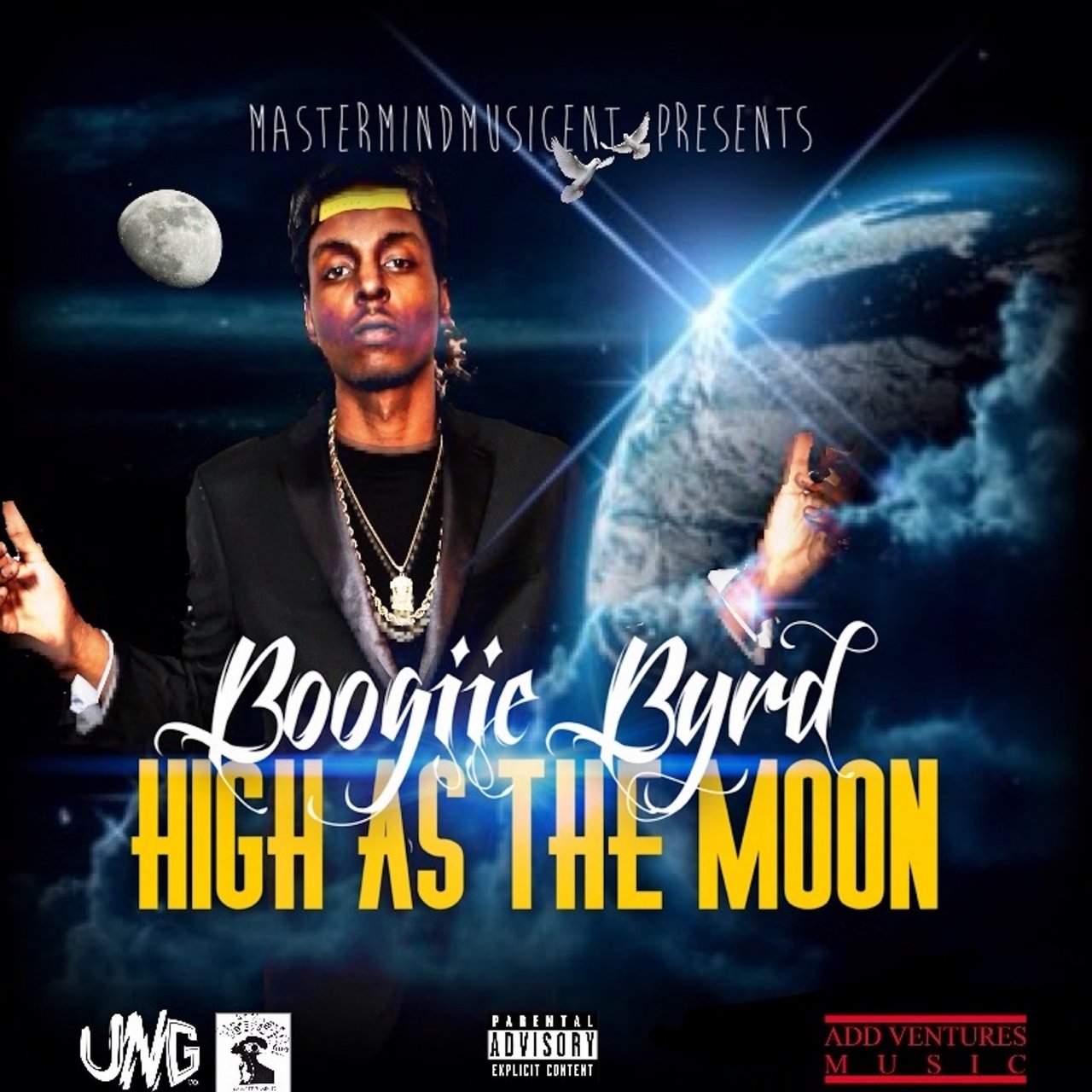 High as the Moon - Single