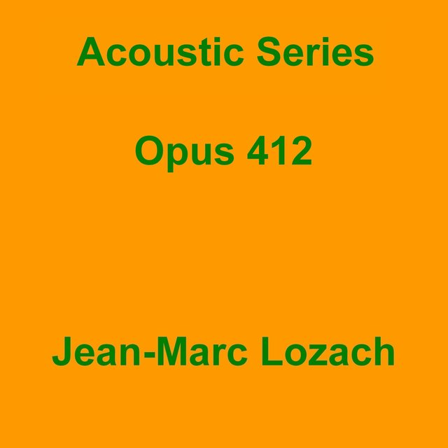 Acoustic Series Opus 412