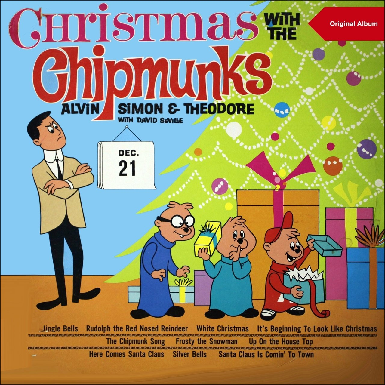 TIDAL: Listen to Christmas with Chipmunks on TIDAL
