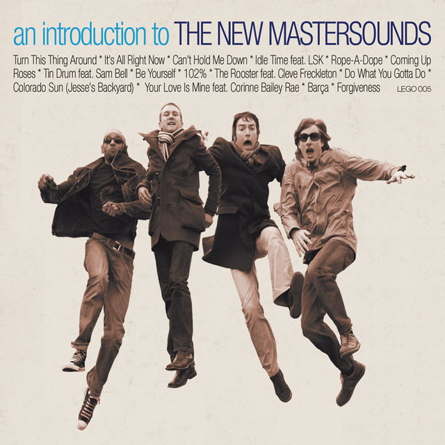 An Introduction to the New Mastersounds, Vol. 1