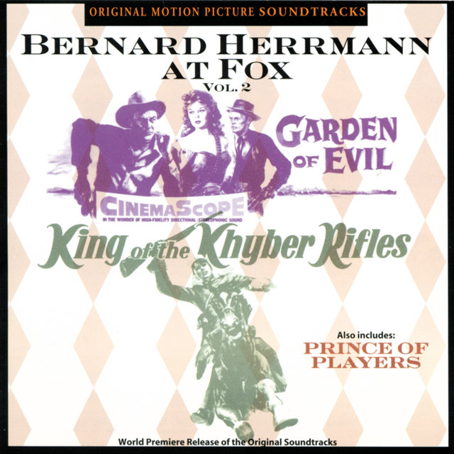 Bernard Herrmann At Fox, Vol. 2 (Original Motion Picture Soundtracks)