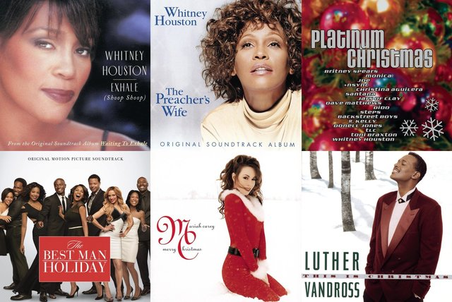 christmas songs blaque addition - Luther Vandross Christmas