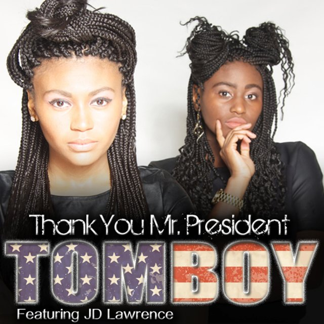 Thank You Mr. President (feat. JD Lawrence)