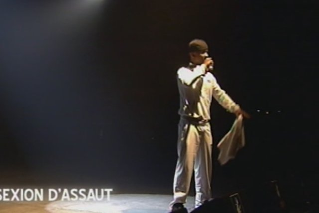 Black Shady, Pt.2 (Live au Printemps de Bourges 2011)