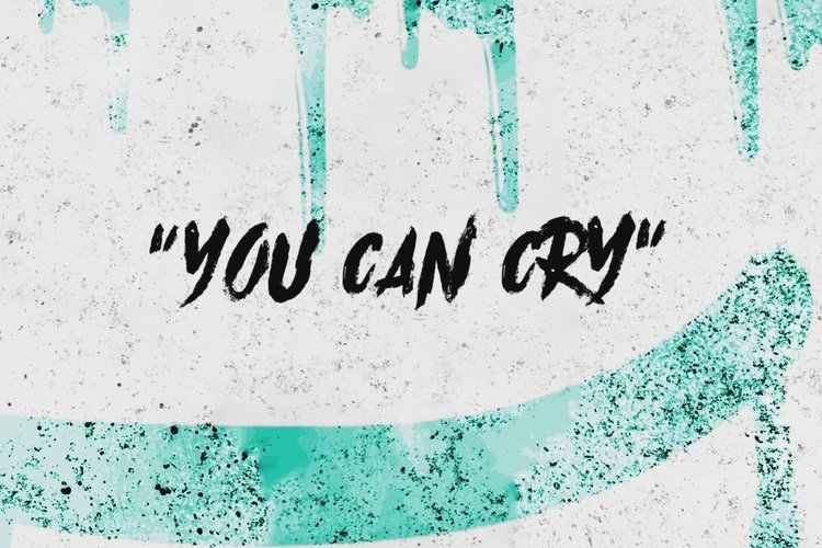 You Can Cry (Lyric Video)