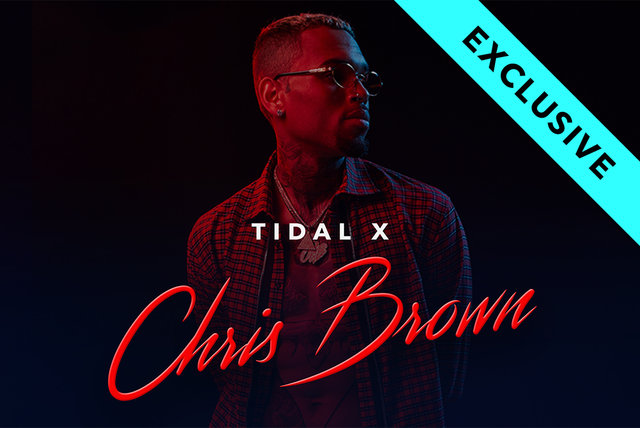 TIDAL X: Chris Brown