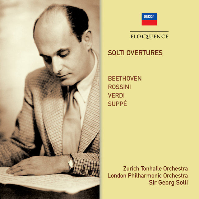 Solti Overtures