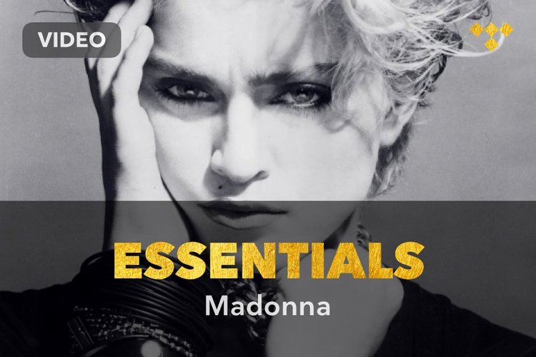 Madonna Video Essentials