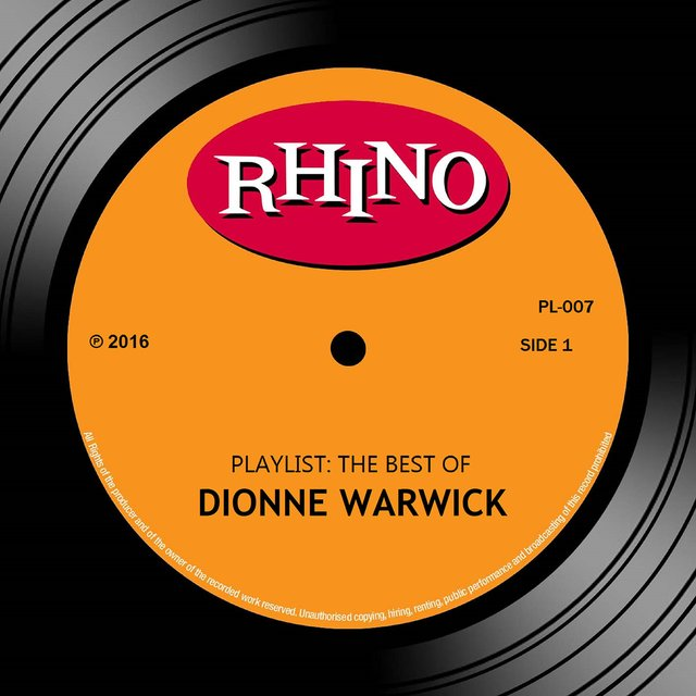 Playlist: The Best Of Dionne Warwick
