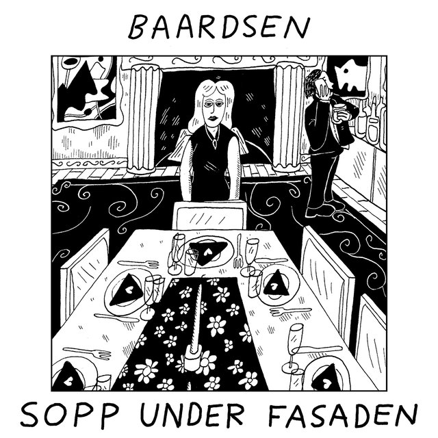 Sopp Under Fasaden