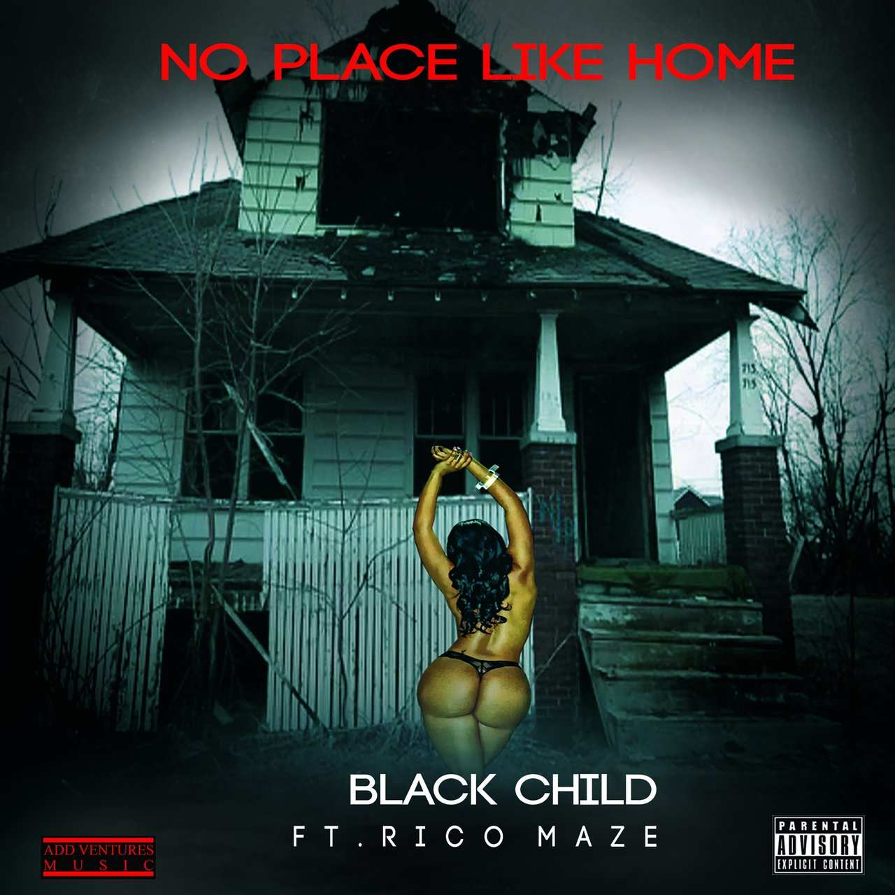 No Place Like Home (feat. Ricco Maze)