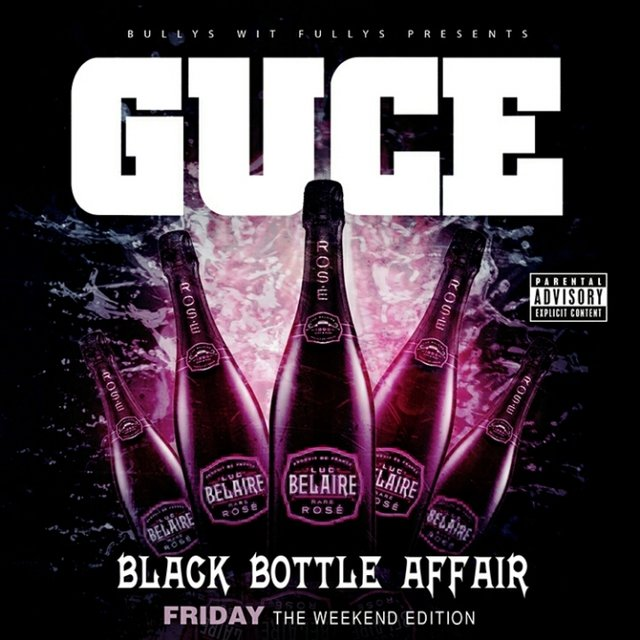 Black Bottle Affair: Friday (The Weekend Edition)
