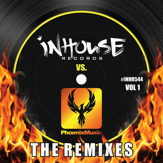 InHouse vs Phoenix (The Remixes), Vol. 1