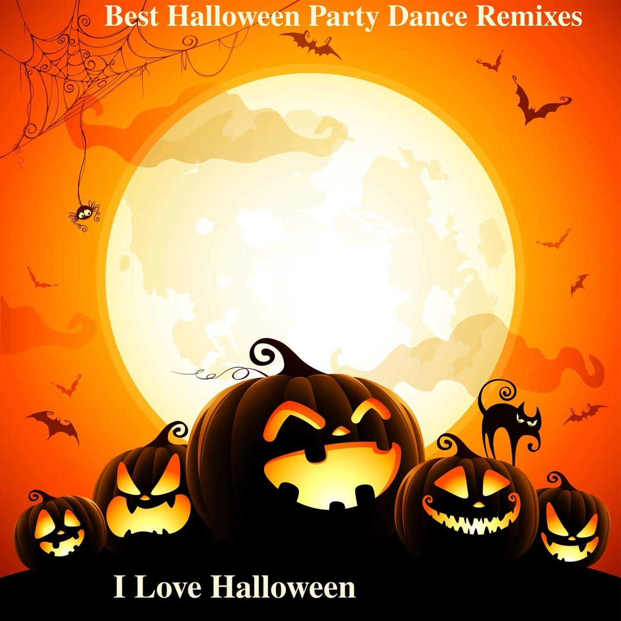 TIDAL: Listen to Best Halloween Party Dance Remixes on TIDAL